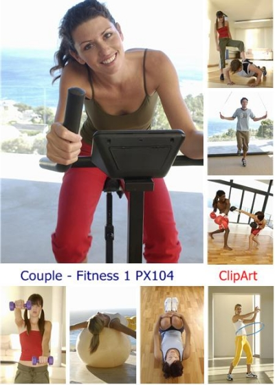 Couple - Fitness 1 PX104