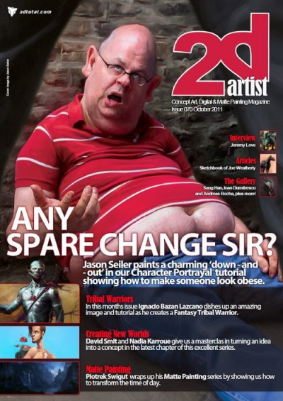 2DArtist Issue 070 (October 2011)