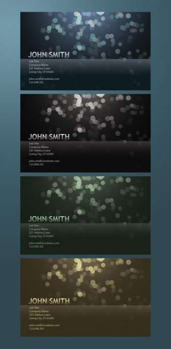 PSD Template - Business Card v7