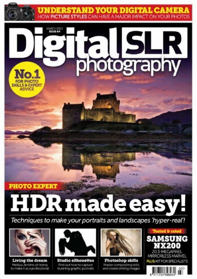 Digital SLR Photography (March 2012)