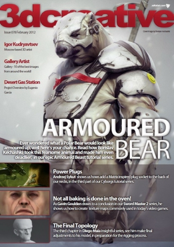 3DCreative Issue 78 (February 2012)