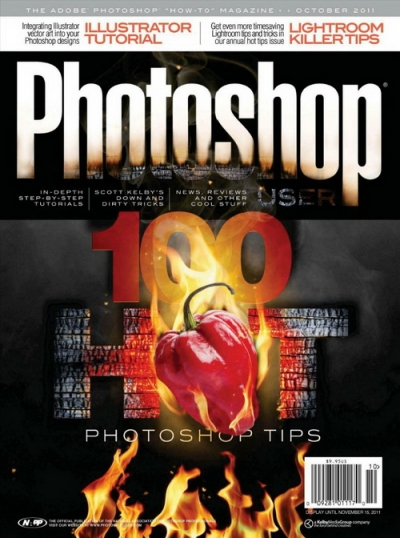 Photoshop User (October 2011)